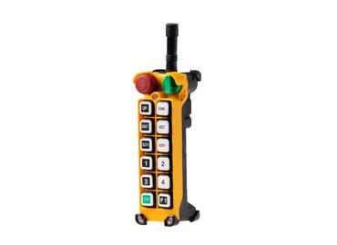 ریموت کنترل تله کرین دوازده کلید دو سرعته F24-12D
